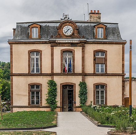 Mairie de Marcillac-Vallon