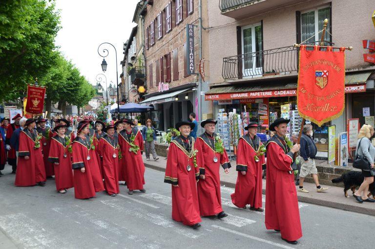 Confrérie de l'Eschansonnerie de Saint-Bourrou