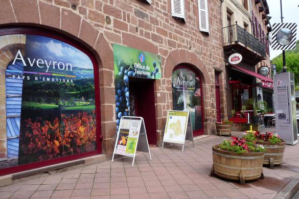 Office de Tourisme de Marcillac