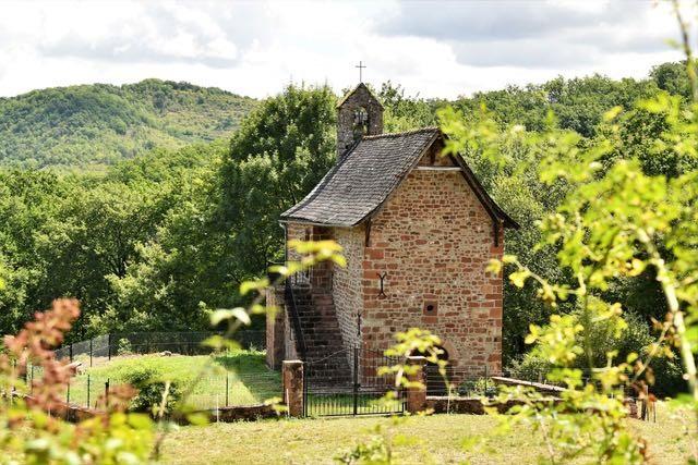 Chapelle Saint-Pierre de Nacelle